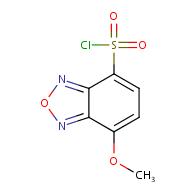 7-Methoxybenzo[c][1,2,5]oxadiazole-4-sulfonyl chloride