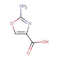 2-amino-1,3-oxazole-4-carboxylic acid