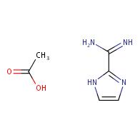imidazole-2-amidine acetate
