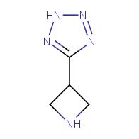 5-(azetidin-3-yl)-2H-1,2,3,4-tetrazole