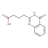 4-(4-oxo-3,4-dihydroquinazolin-2-yl)butanoic acid