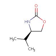 2-oxazolidinone, 4-(1-Methylethyl)-, (4R)-