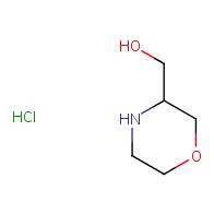 (morpholin-3-yl)methanol hydrochloride