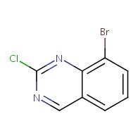 8-bromo-2-chloroquinazoline