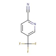 5-(trifluoromethyl)pyridine-2-carbonitrile