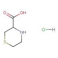 Thiomorpholine-3-carboxylic Acid Hydrochloride